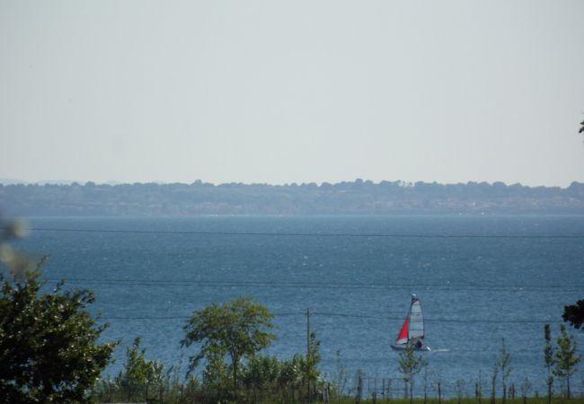 Casa a Bolsena - Casa Vacanza con vista lago - Il Boschetto