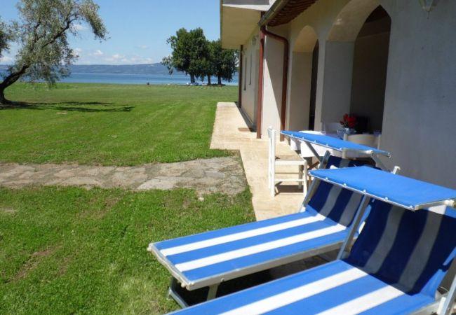 Appartamento a Bolsena - Maris - con spiaggia privata!