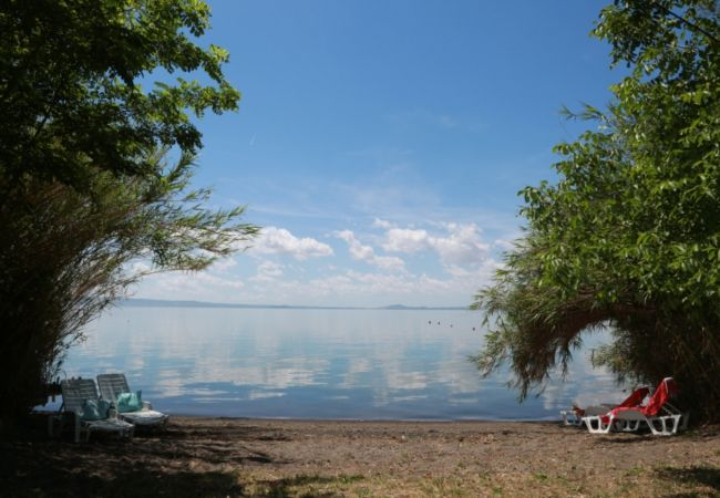 Appartamento a Bolsena - Ciliegio - Appartamento sulle rive del Lago di Bolsena