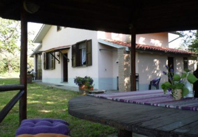 Casa a Bolsena - La Ripetta - Casa con vista lago